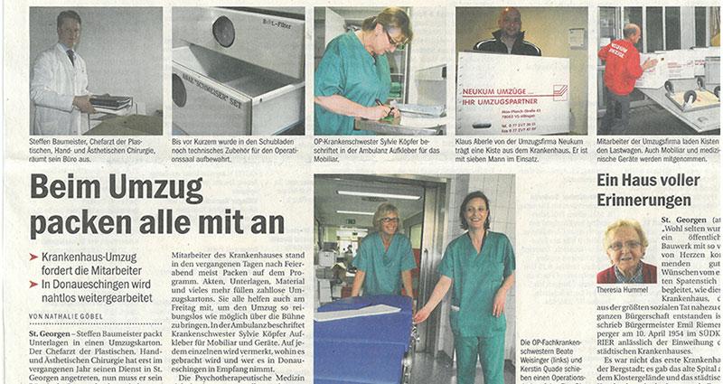 Referenzen - Neukum Umzüge - Umzug mit Neukum in Villingen ...
